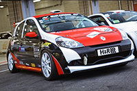 Clio Cup Race Car available for hire and rent on Ascari Race Resort and Circuit Portimao