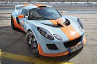 Lotus Exige 240S available for hire and rent on Ascari Race Resort and Circuit Portimao