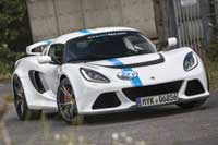 Lotus Exige S V6 available for hire and rent on Ascari Race Resort and Circuit Portimao
