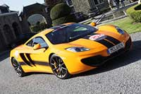 McLaren MP4-12C available for hire and rent on Ascari Race Resort and Circuit Portimao