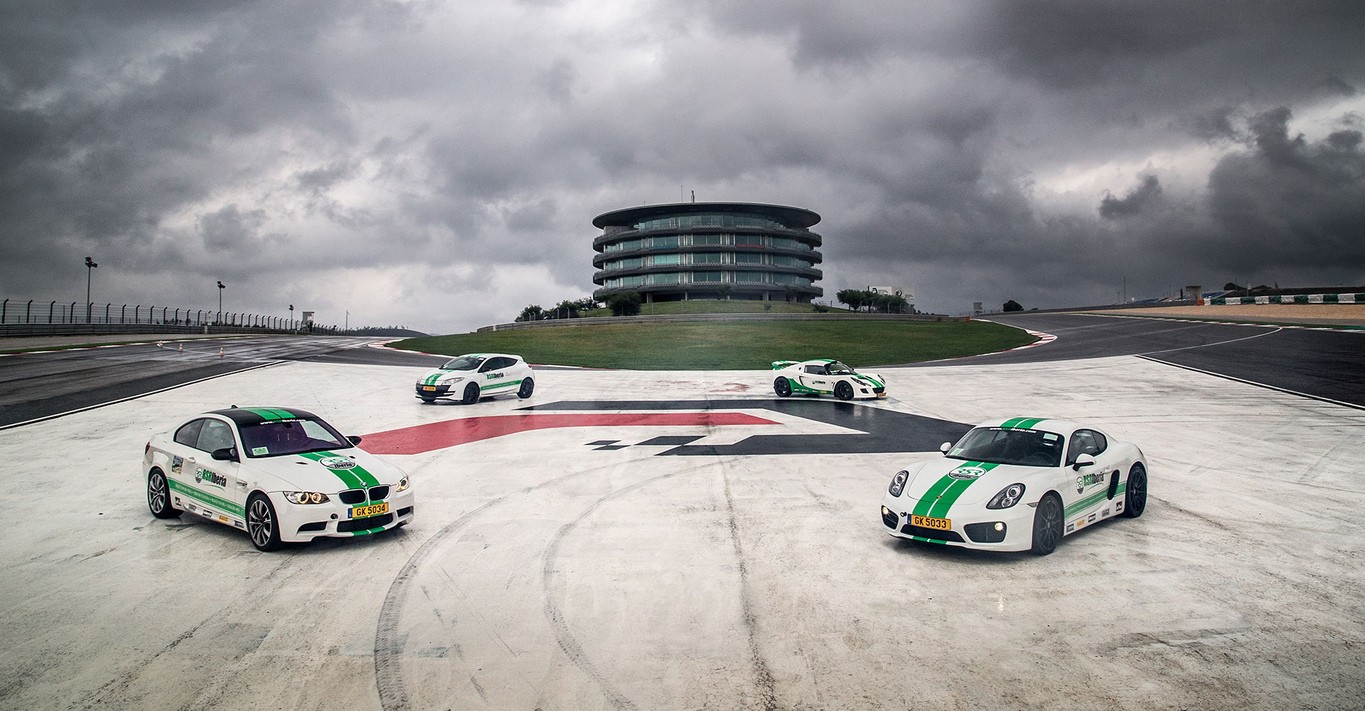 Trackdays at Ascari Race Resort and Circuit Portimao